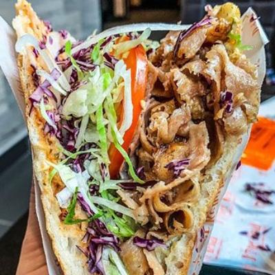 Doner Kebab Carne Mixta