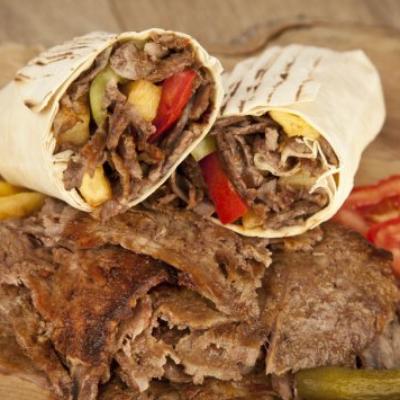 Durum Kebab Doble